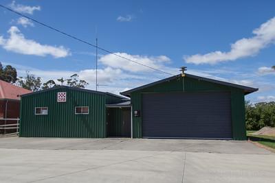 Tyers CFA's Fire Station
