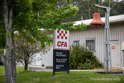CFA Noojee Fire Station