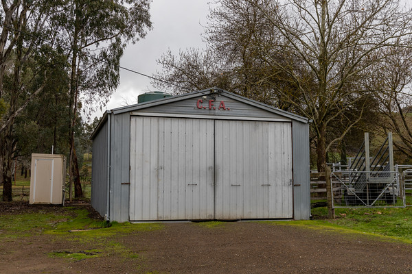 CFA Gapsted Fire Station