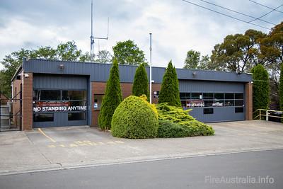 CFA Monbulk Fire Station