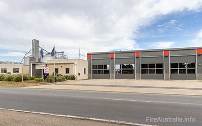 CFA Lara and FRV 61 Fire Station