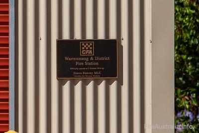 CFA Warrenmang Fire Station