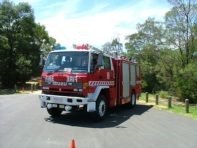 CFA Dandenong Pumper 1. January 2005
