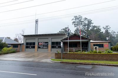 Warburton CFA Fire Station