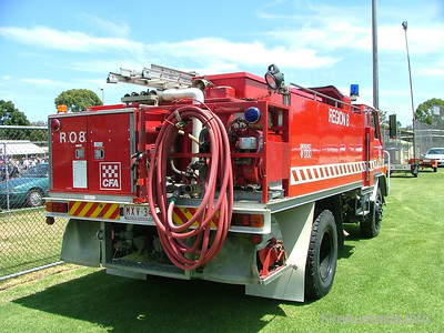 CFA Region 8 Spare Tanker. January 2005