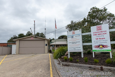 CFA Coldstream Fire Station