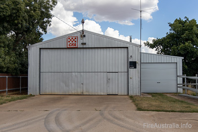 CFA Goorambat Fire Station