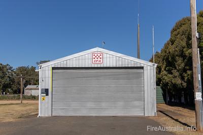 CFA Yarroweyah Fire Station