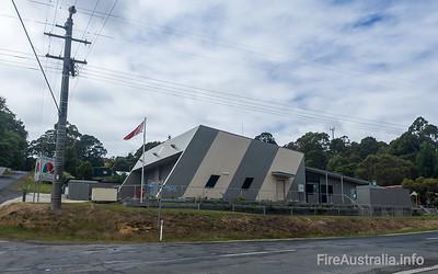CFA Blackwood Fire Station