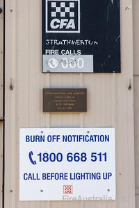 CFA Strathmerton Fire Station