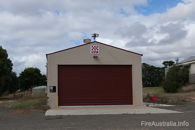 Benambra CFA Fire Station