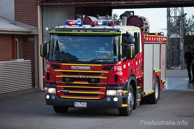 CFA Craigieburn Fire Station
