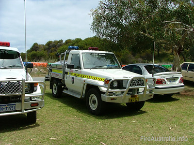 West Swan BFB Light Tanker 1 Photo October 2004