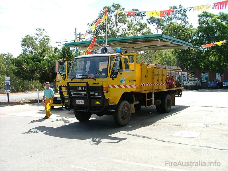 Chidlow BFB Tanker