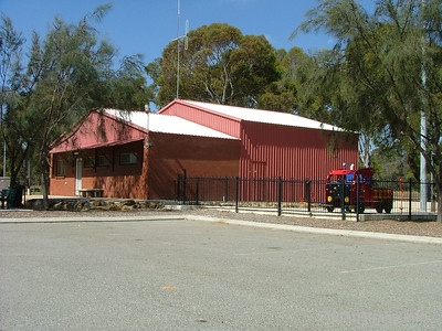 Bullsbrook BFB Fire Station