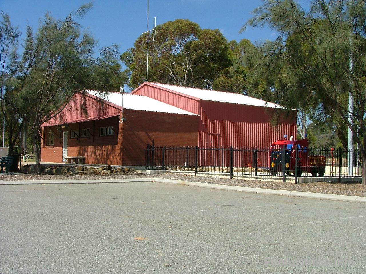 Bullsbrook BFB Fire Station