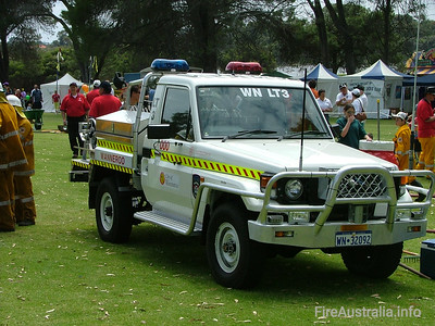 Wanneroo BFB Light Tanker 3