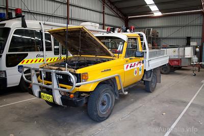 Kalamunda BFB Recon/Support Photo December 2007