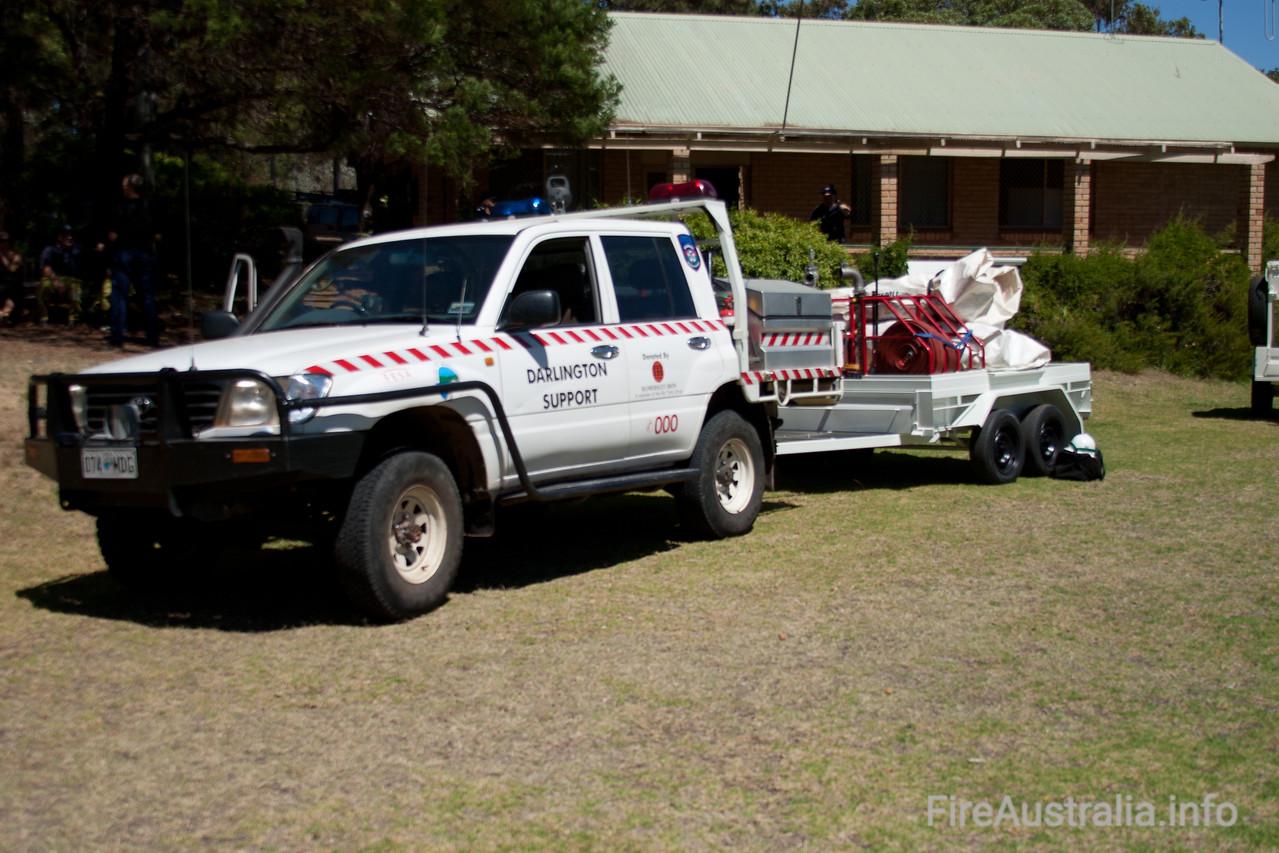 Darlington Fire Support