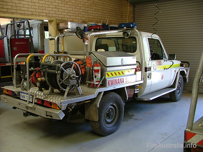 Kwinana South BFB Light Tanker