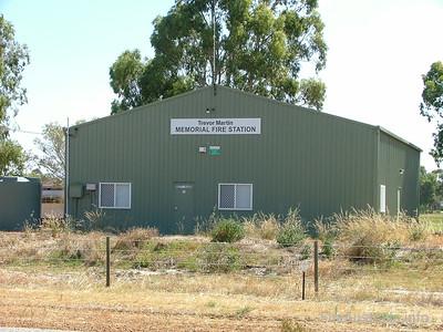 Muchea BFB Fire Station