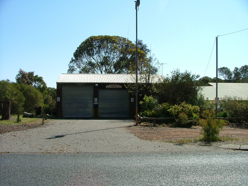 Mount Helena BFB Fire Station
