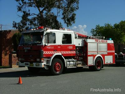 WA FRS HP10 - Spare Heavy Pump
