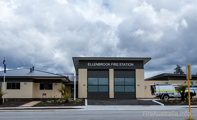 FRS Ellenbrook Fire Station August 2010