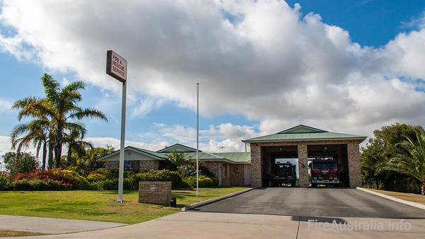 FRS Joondalup Fire Station December 2007