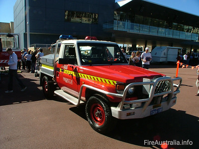 Fire & Rescue WA - Joondalup