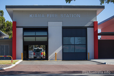Kiara Fire Station - Fire & Rescue WA