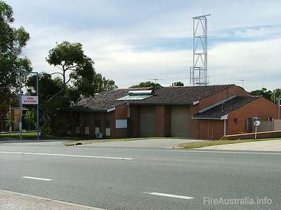 Kensington FRS Fire Station Kensington FRS Fire Station  April 2004
