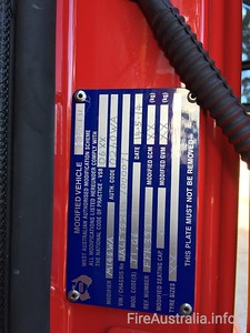 Mundaring FRS HSR Appliance