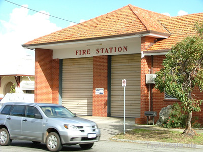Bassendean FRS Fire Station Bassendean FRS Fire Station  June 2004