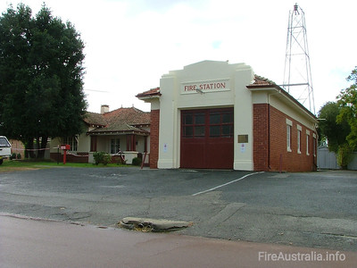 Bassendean FRS Fire Station Bassendean FRS Fire Station  June 2004