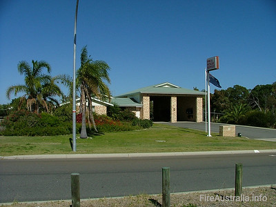 Joondalup FRS Fire Station Joondalup FRS Fire Station  May 2004