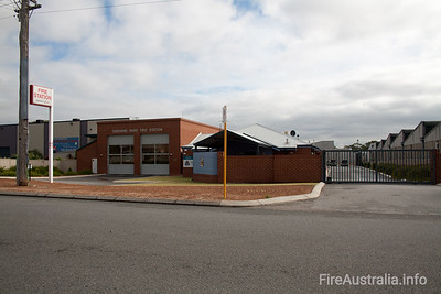 Osborne Park FRS Fire Station