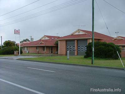 Rockingham FRS Fire Station Rockingham FRS Fire StationJune 2004