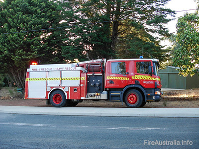 WA FRS Welshpool 2nd Pump