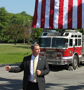 State Representative Brad Hill