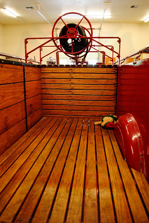 1933 Ford Fire Engine Hose Bed