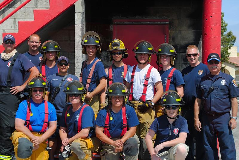 Clark County FD Rural Division ~ ELFF Class 13-1