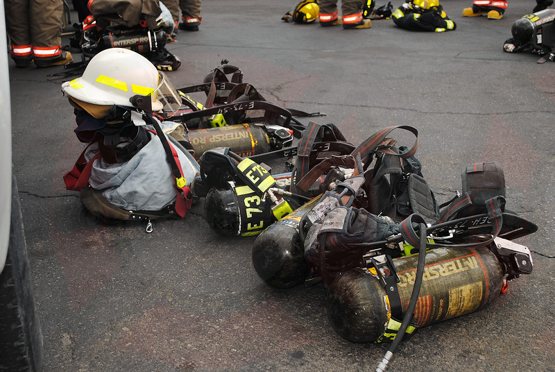 SCBA standing by...