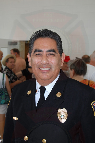 Deputy Chief Tom Miramontes, LVF&R