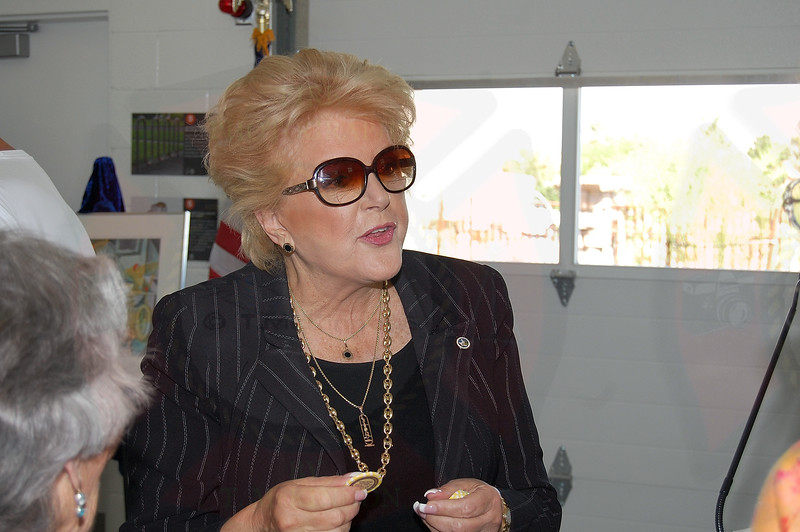 Mayor Carolyn G. Goodman, City of Las Vegas