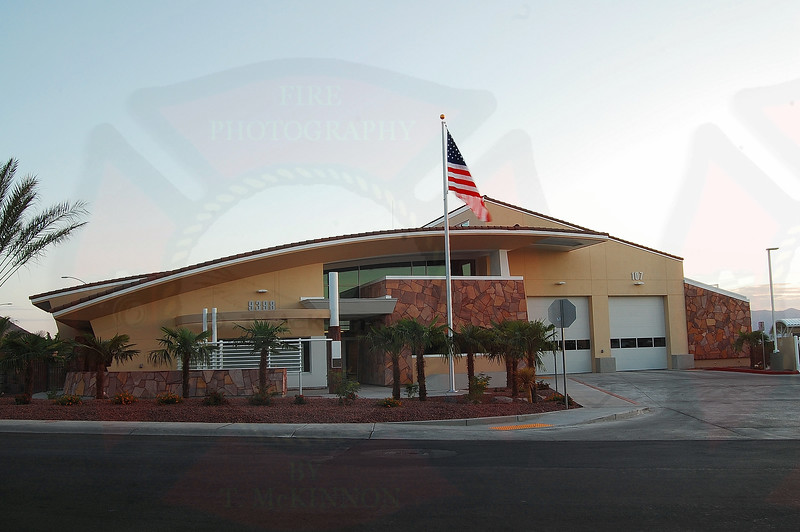 Las Vegas Fire & Rescue Station 107