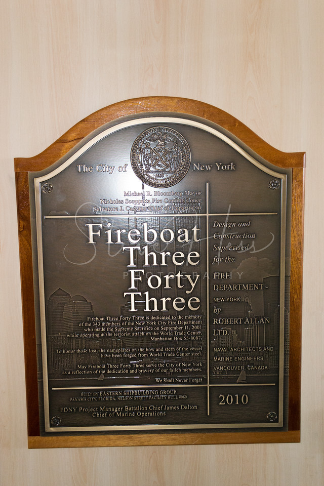 FDNY Fire Boat