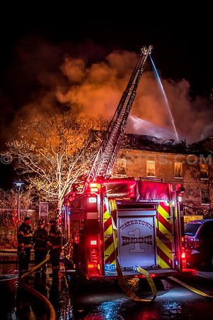 Belmont, MA 2nd Alarm - 115 Mill St at McLean Hospital - 11/14/16