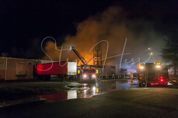 Enfield 2nd Alarm
