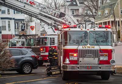 Lynn, MA 2nd Alarm - 295 Lynn Shore Dr - 2/25/17